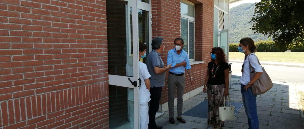 Ospedale Albenga Punto di Primo Intervento