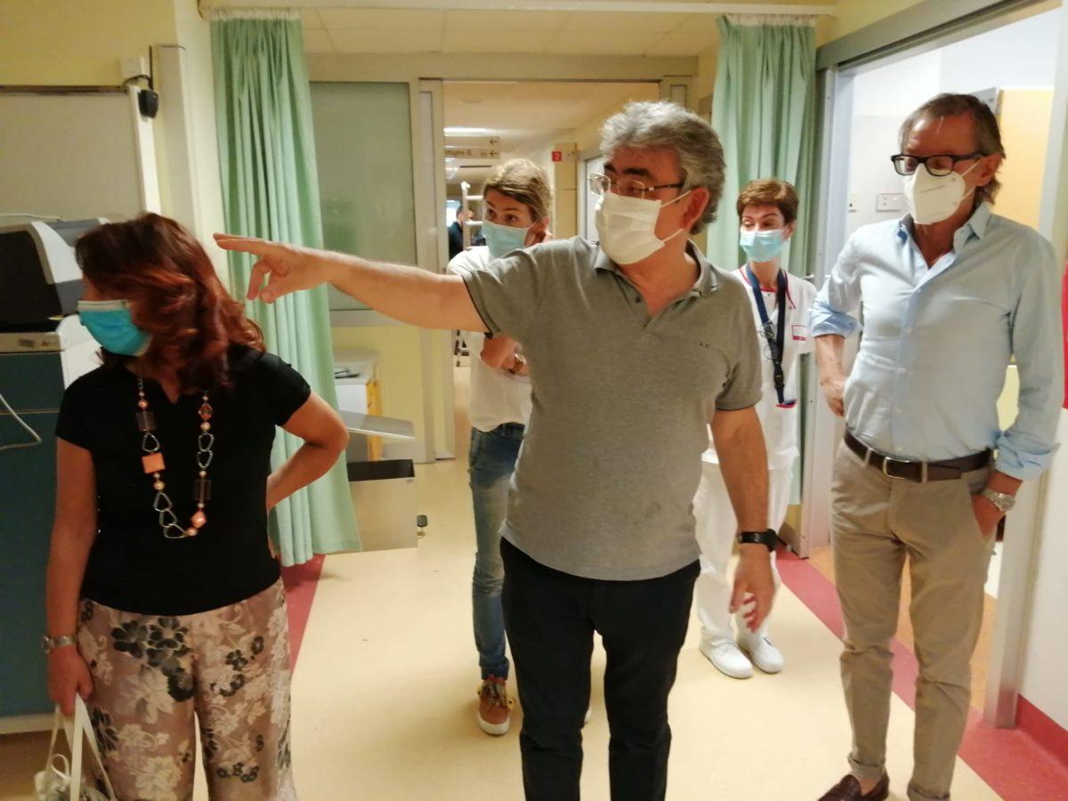 Visita al PPI Punto Primo intervento Albenga 6