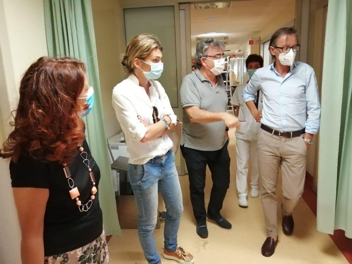 Visita al PPI Punto Primo intervento Albenga 7