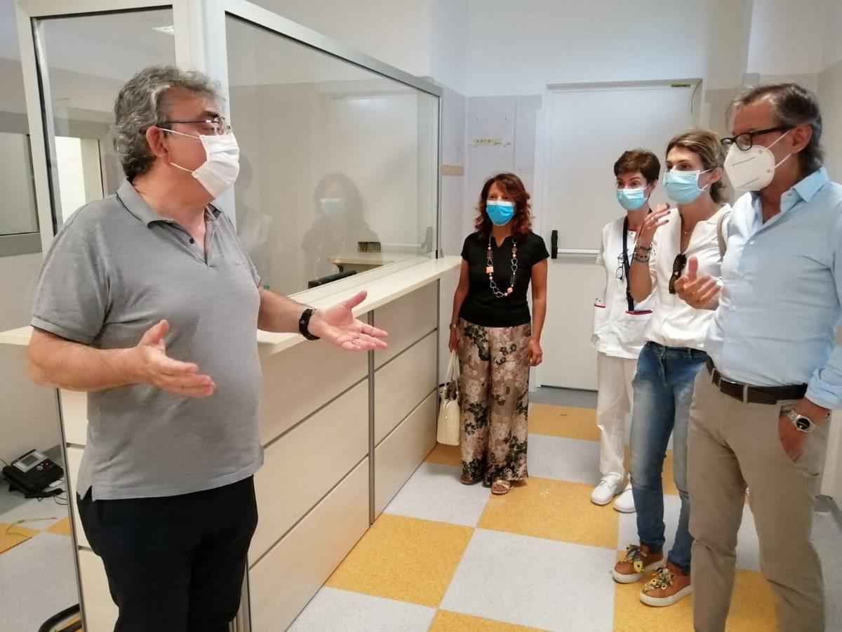 Visita al PPI Punto Primo intervento Albenga 8