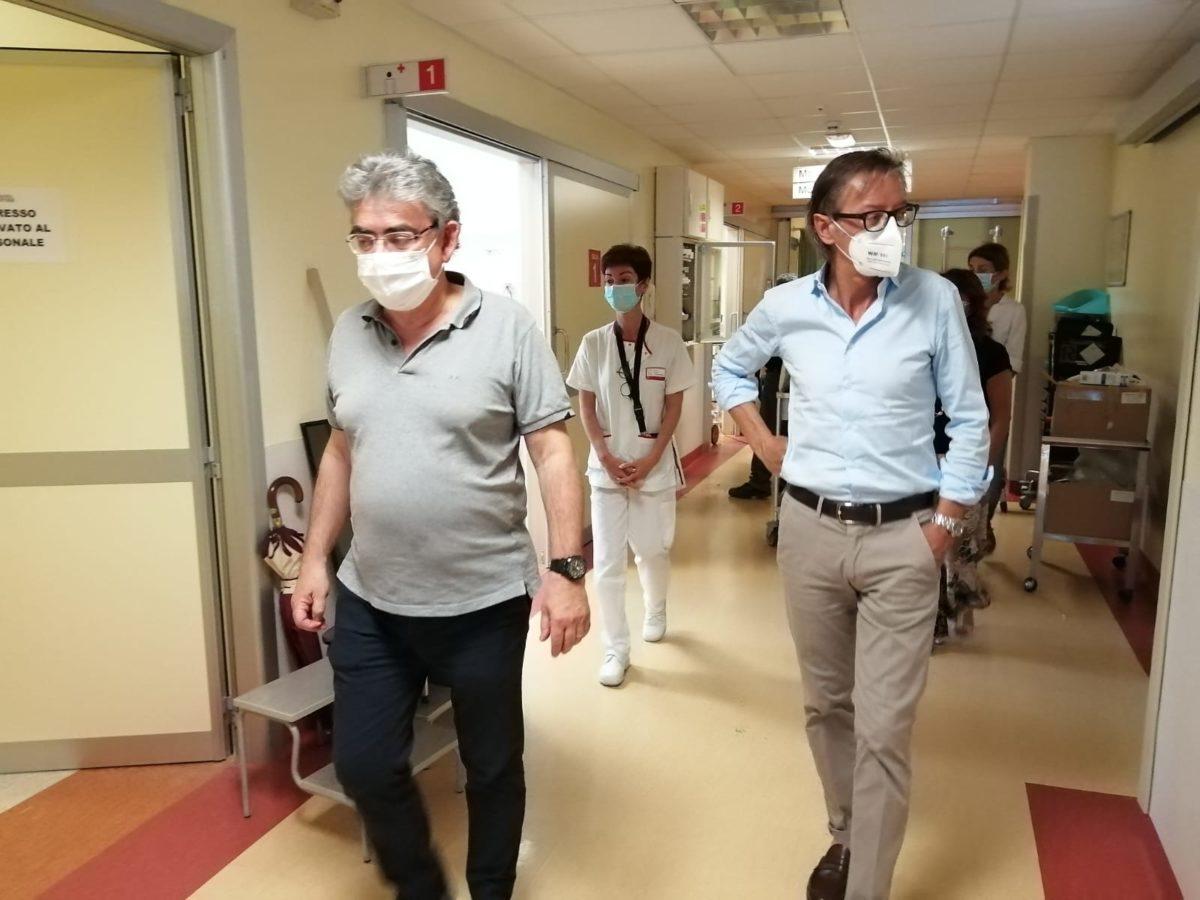 Visita al PPI Punto Primo intervento Albenga 9