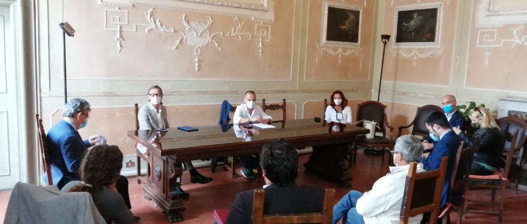 La commissione sanità riunita ad Albenga
