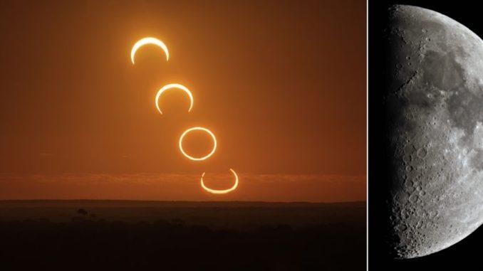 eclissi luna e sole