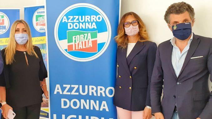 Forza italia - Azzurro donna Liguria
