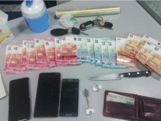 spaccio Albenga sequestro Polizia locale