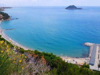 spiaggia Porto di Alassio