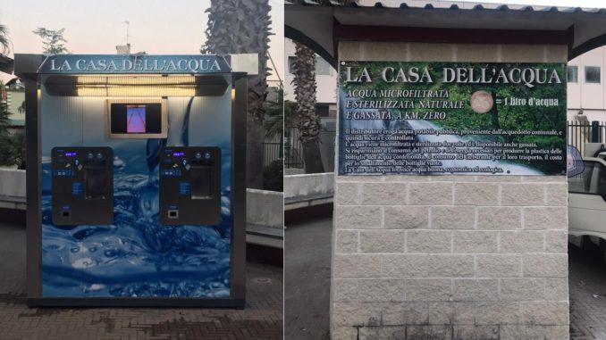 Alassio Casa Acqua