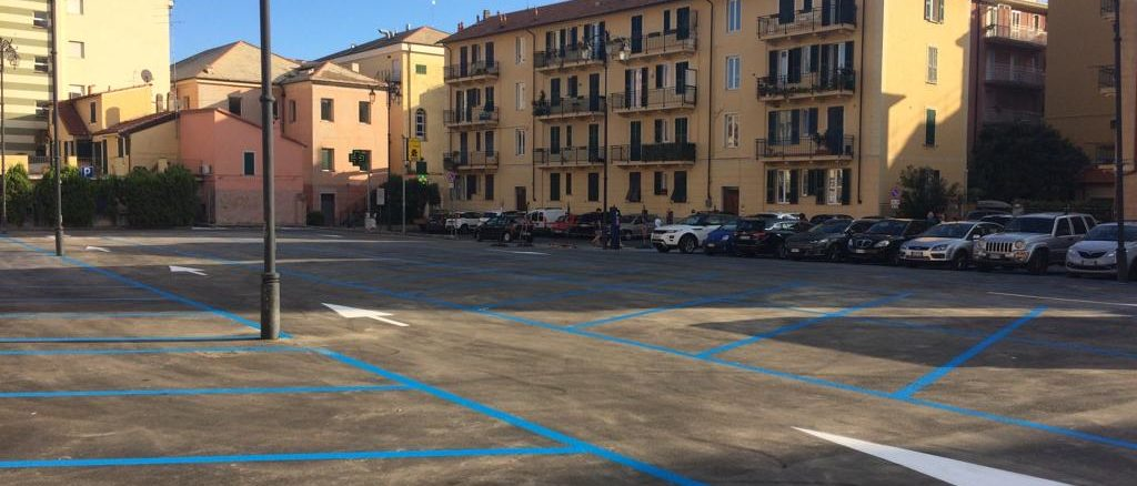 Alassio - Piazza Paccini