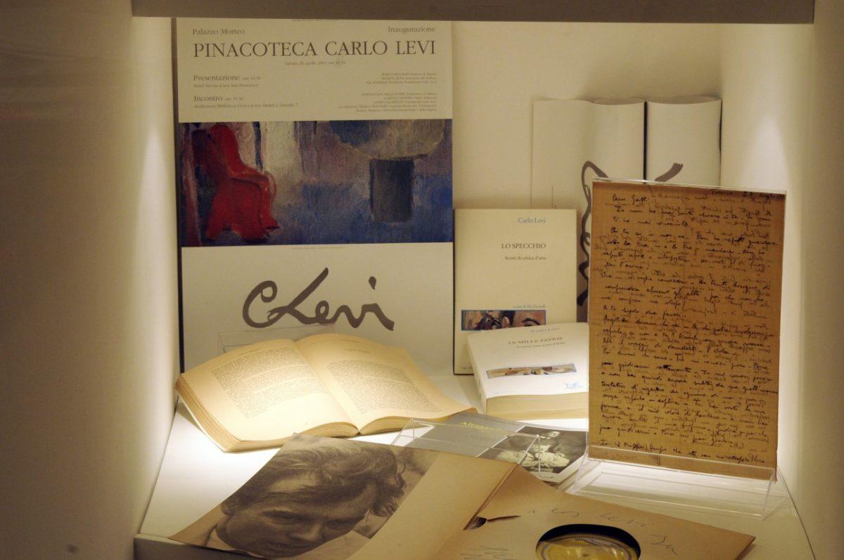 Alassio - Pinacoteca Levi lettere