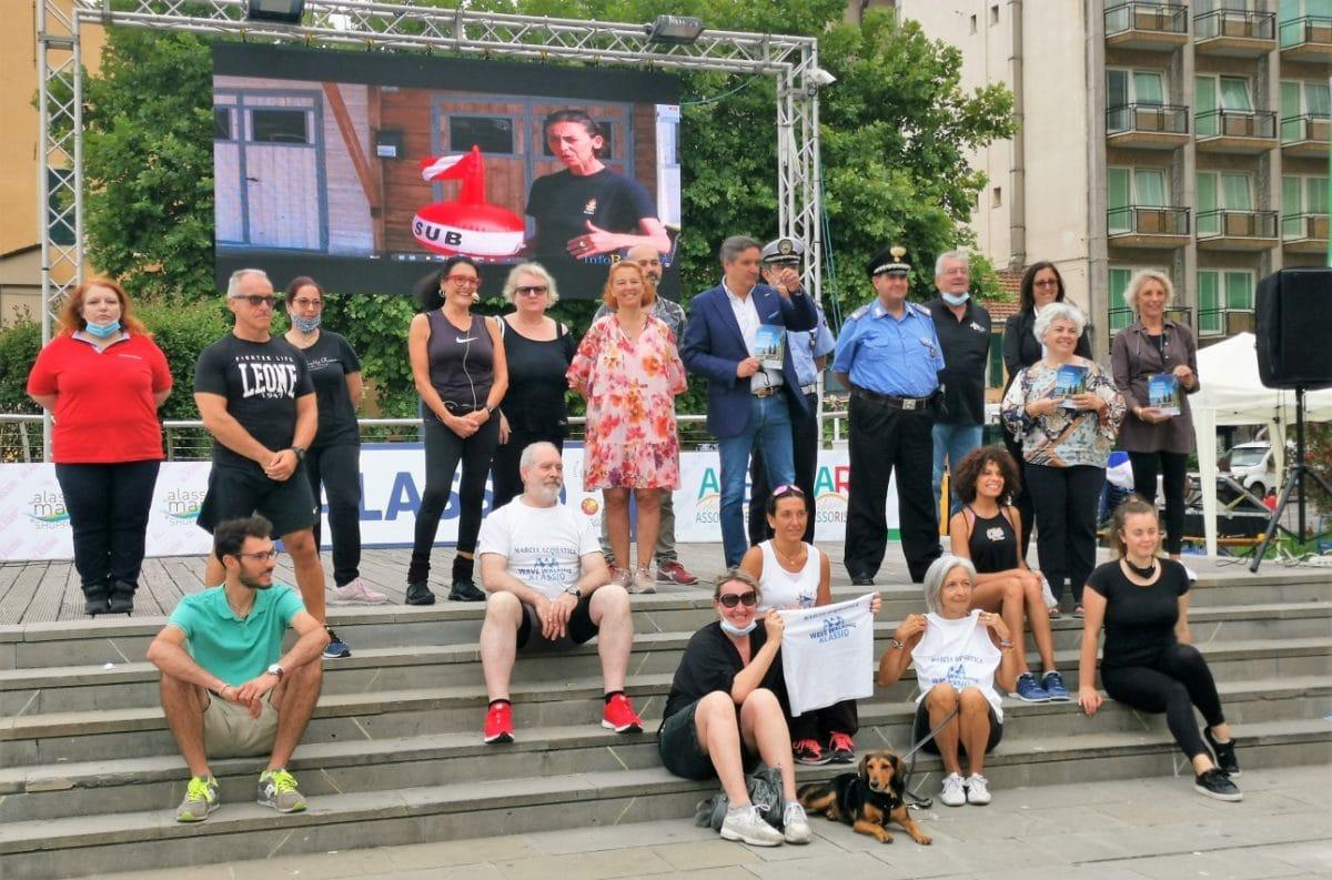 Alassio Summer Town fitness in Piazza Partigiani - 03