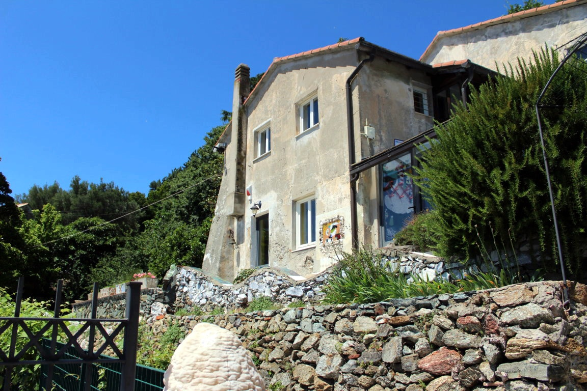 Albissola - Casa Museo Jorn esterno