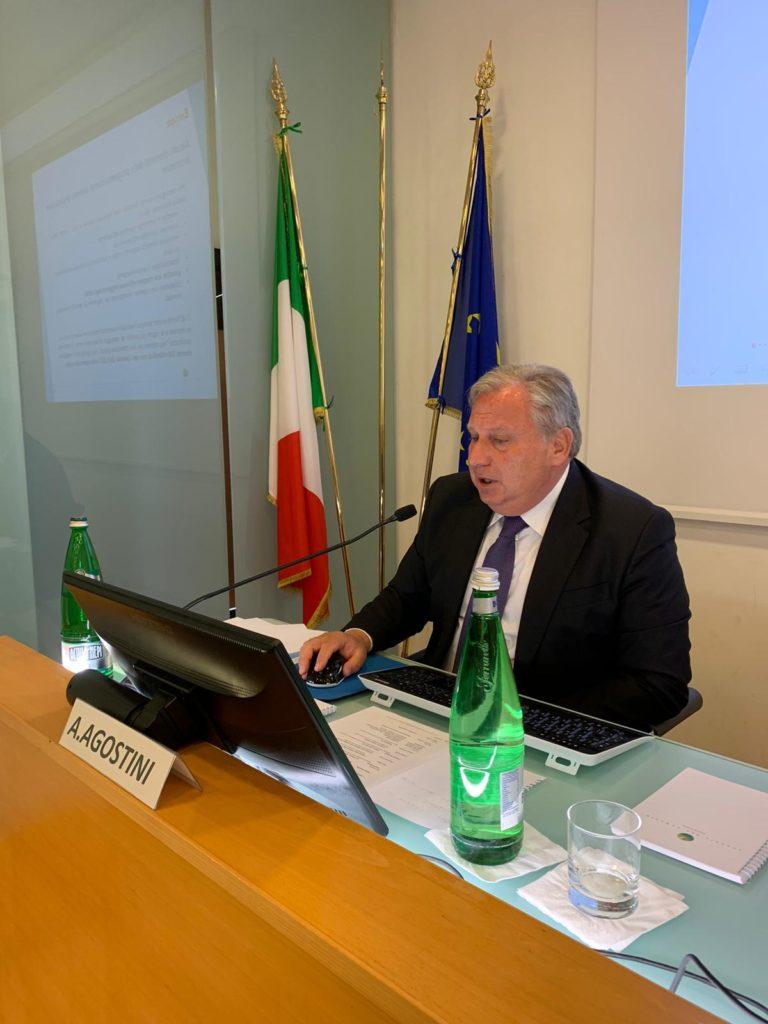 Antonio Agostini Agenzia del Demanio workshop