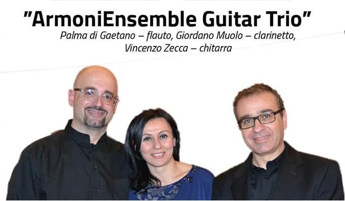 ArmoniEnsemble Guitar Trio