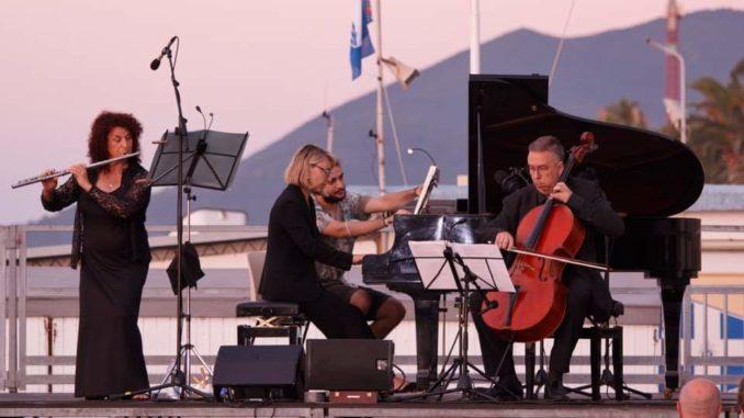 Ceriale - concerto alba del Felice Romani Ensemble