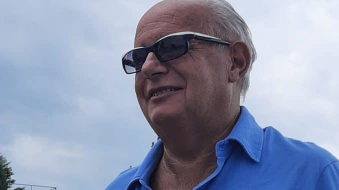 Claudio Petrucci - presidente Fidas Liguria
