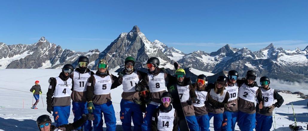 Collegio maestri di sci della Liguria - i nuovi maestri di sci e snowboard