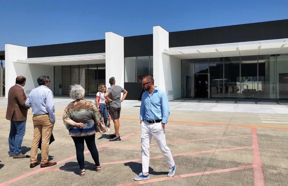 Delegazione Alassio al Riviera Arport