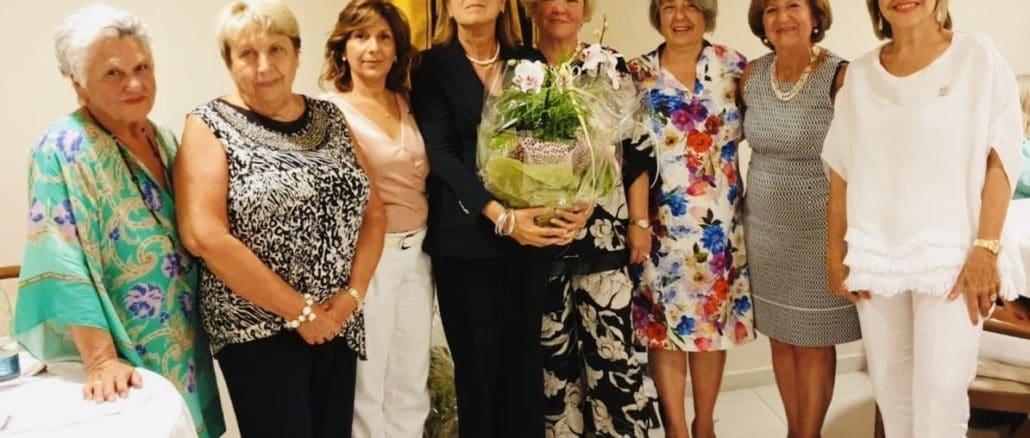 Direttivo Zonta club Alassio-Albenga