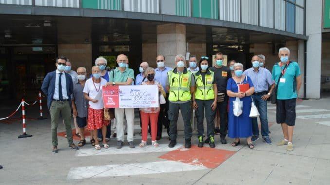 Donazione Coop Liguria a Savona e Albenga