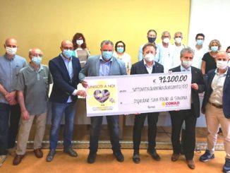 Donazione per Ospedale San Paolo di Savona