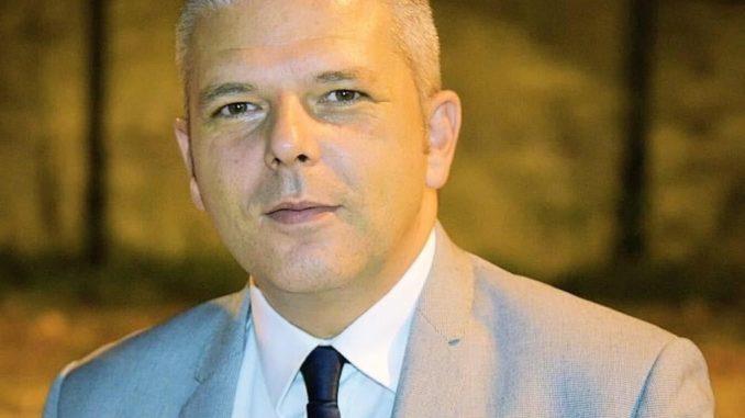 Fabio Tosi M5S Regione Liguria