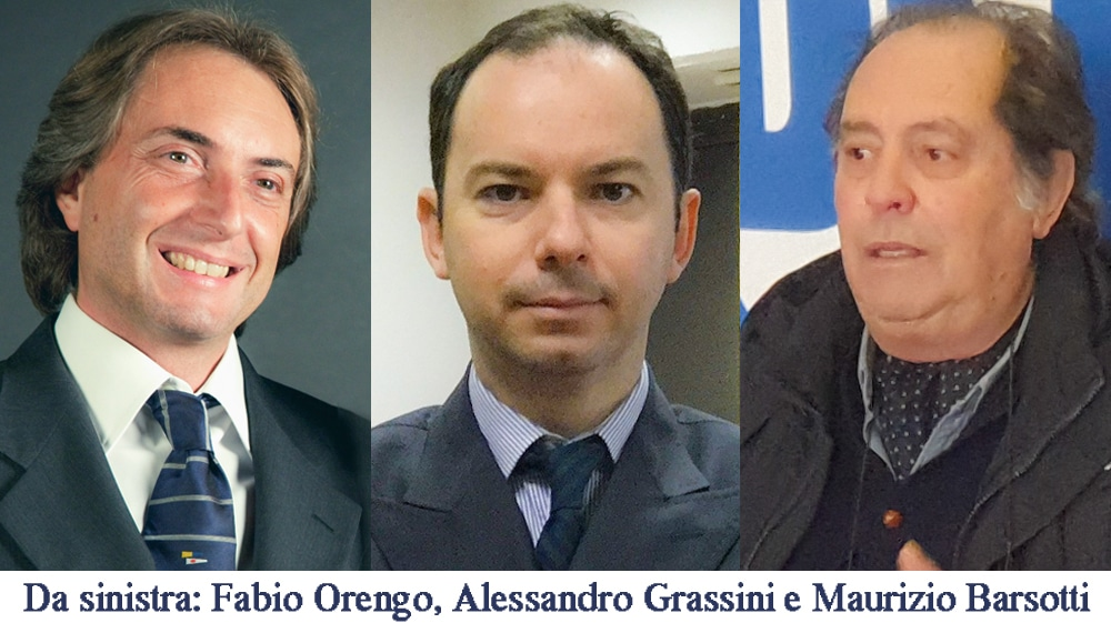 Forza Italia Liguria - Grassini Orengo e Barsotti