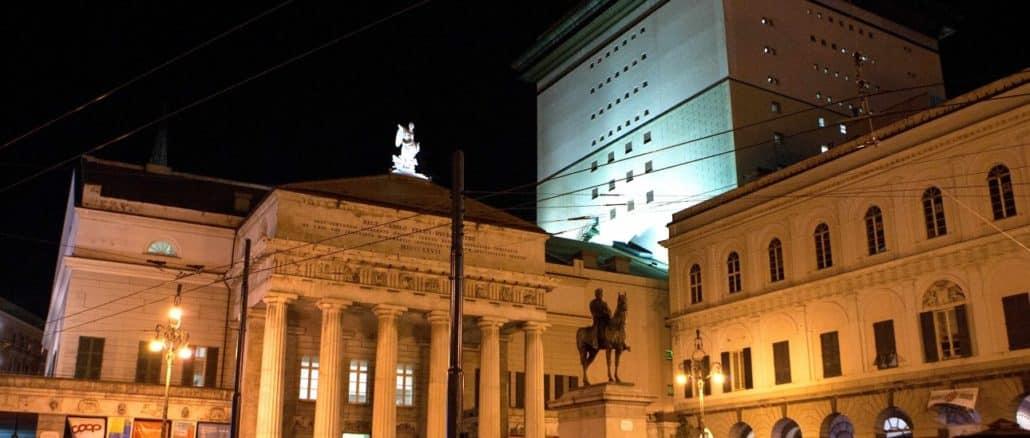 Genova - Teatro Carlo Felice