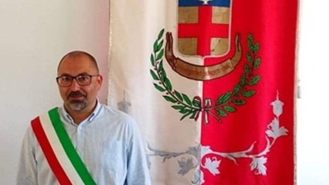 Giancarlo Canepa - sindaco Borghetto Sabnto Spirito