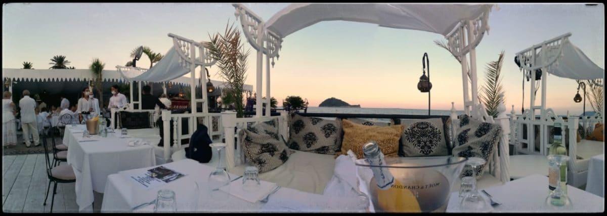 Lions del Ponente Savonese - Cena in bianco Albenga