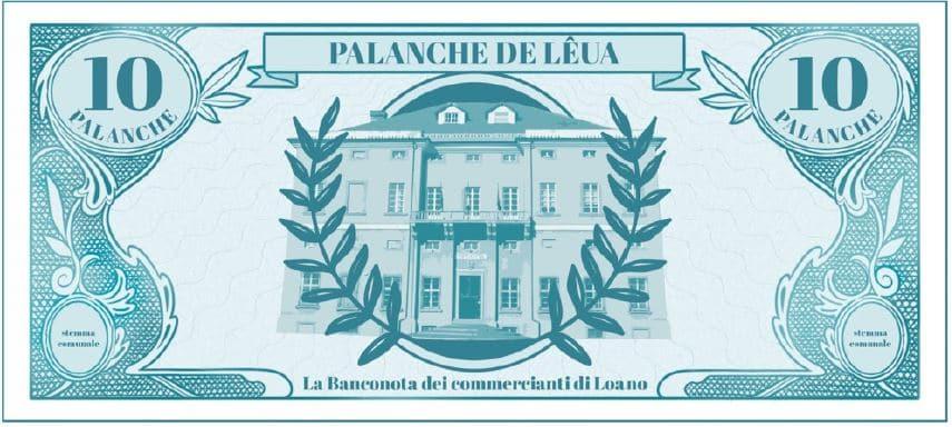 Loano - Palanca de Leua
