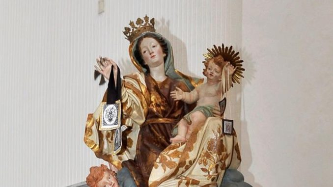 Maria Vergine del Carmelo