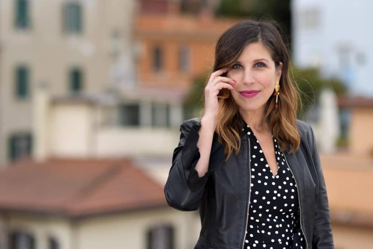 Michela Andreozzi al Festival Teatrale di Borgio Verezzi
