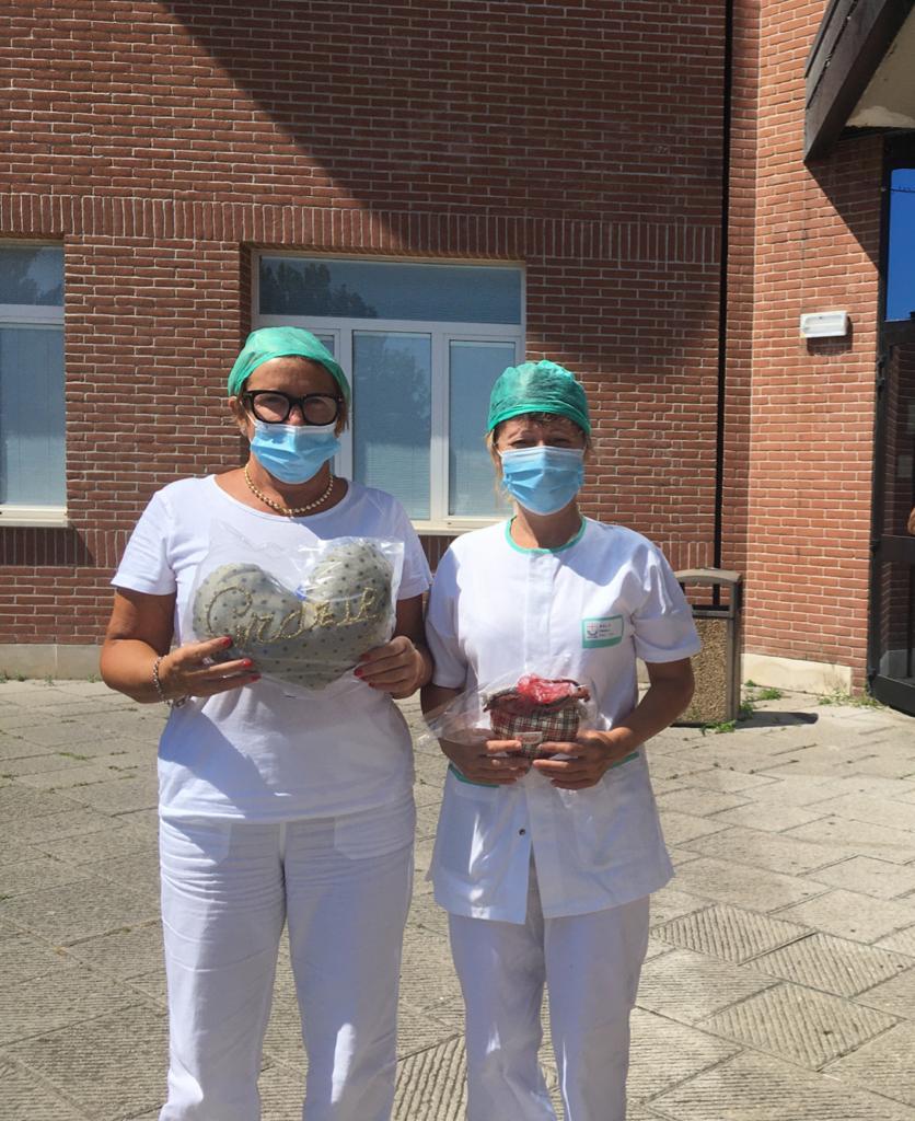 Ospedale Albenga - Grazie col Cuore