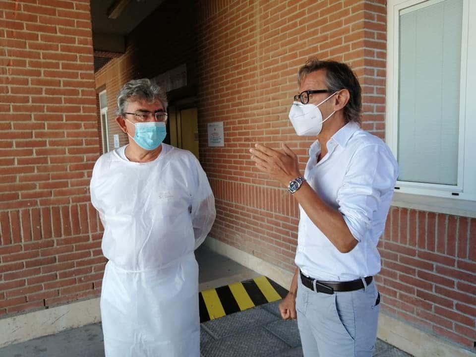 Ospedale Albenga - Riccardo Tomatis e Luca Corti - 04