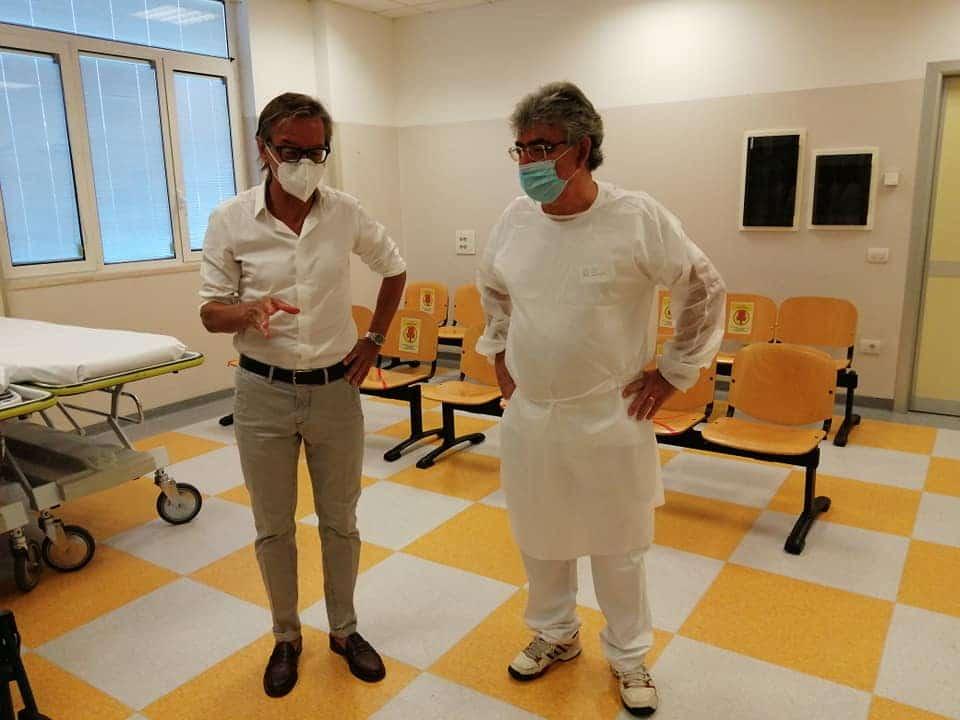 Ospedale Albenga - Riccardo Tomatis e Luca Corti 2 - 03