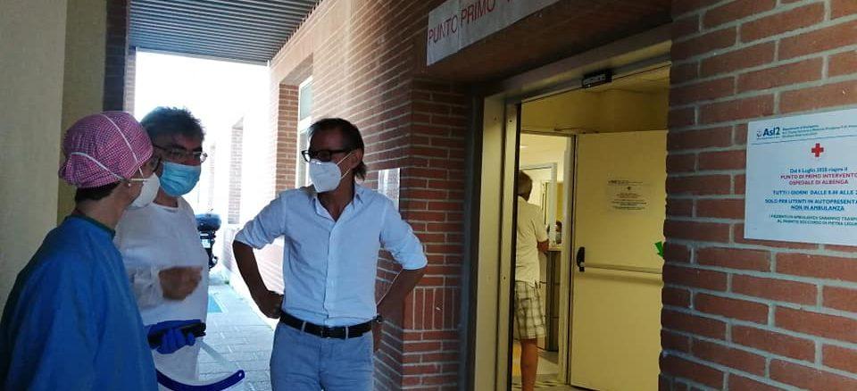 Ospedale Albenga - riapertura PPI - 02