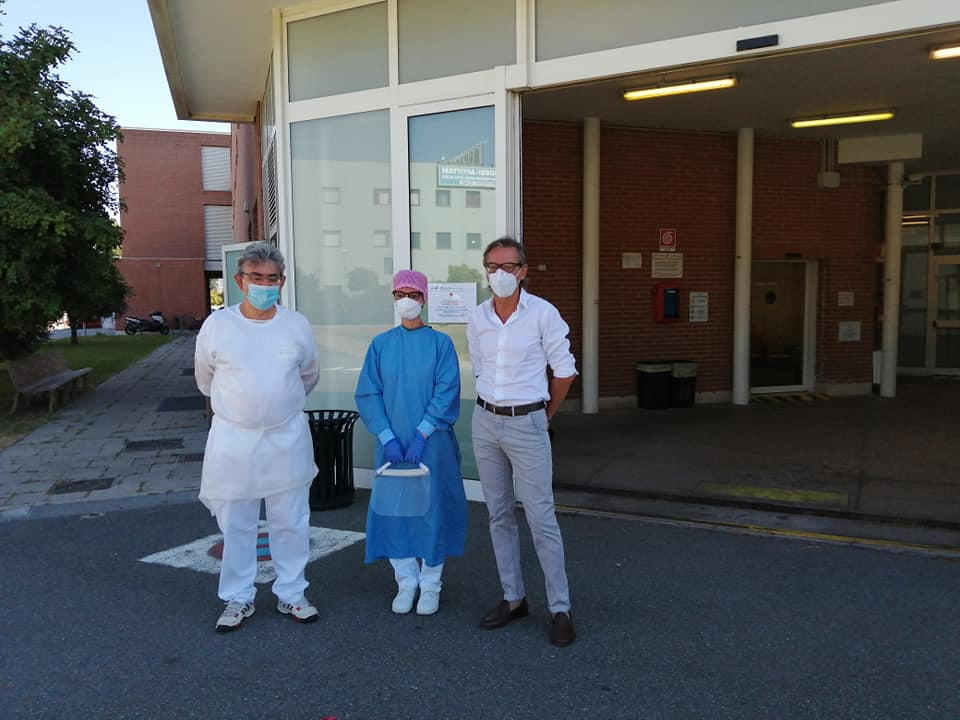 Ospedale Albenga - riapertura PPI 2 - 01
