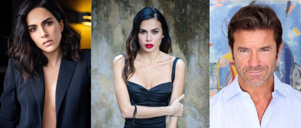 PARLAMI dAMORE MARIÙ - Alessandra Ferrara - Rocio Munoz Morales - Paolo Conticini