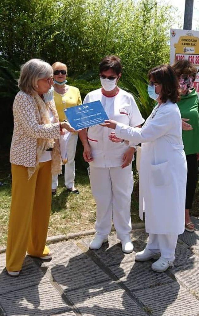 Premio Eccellenza Donna FIDAPA Consegna Premio