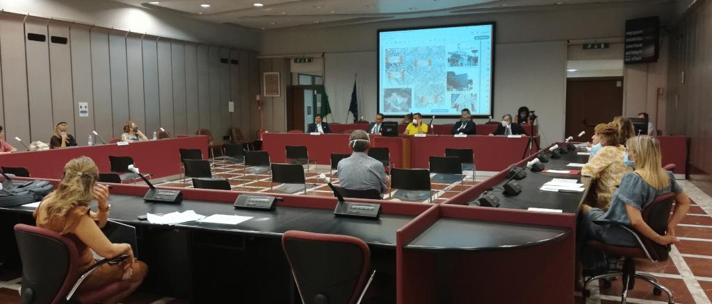 Provincia Savona - incontro scuole
