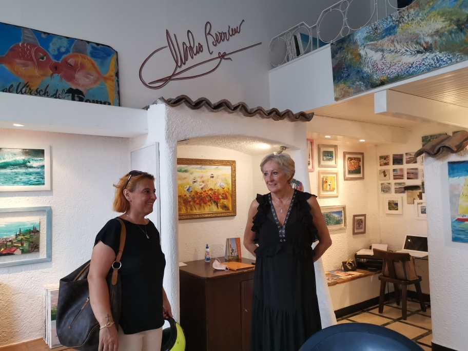 Sara Simeoni ad Alassio