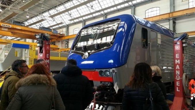 Stabilimento Bombardier di Vado Ligure