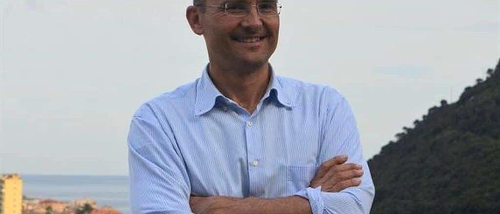 Ugo Frascherelli - sindaco di Finale Ligure