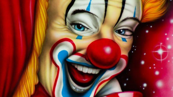 circo e clown