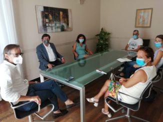 incontro Provincia e Amministrazione Albenga per scuole