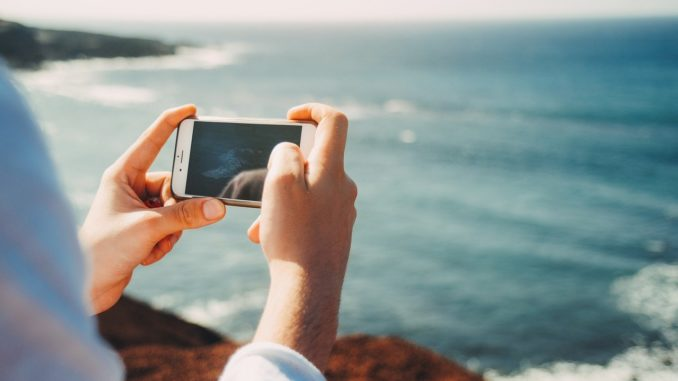 smartphone mare