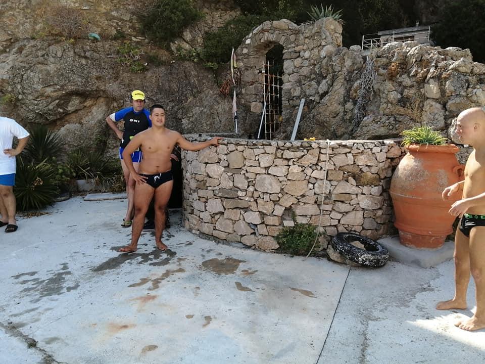 Albenga - ADSO Isola Gallinara