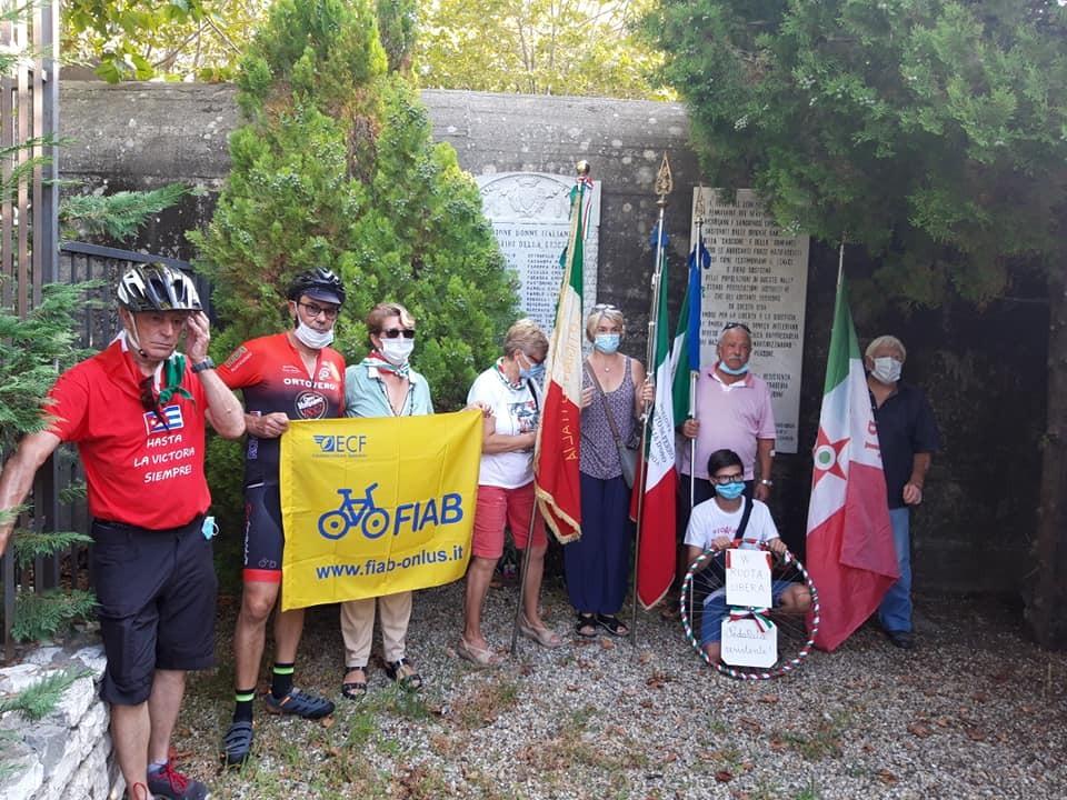 Albenga - Pedalata Resistente 2020