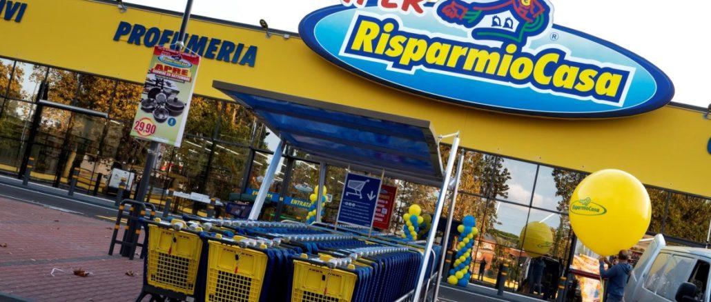 Albenga e Punto vendita_Risparmio Casa