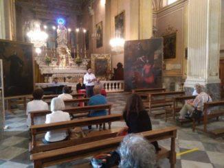 Albenga restauro 3 pale